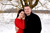 Lisa and Brad Engagement Photos_006